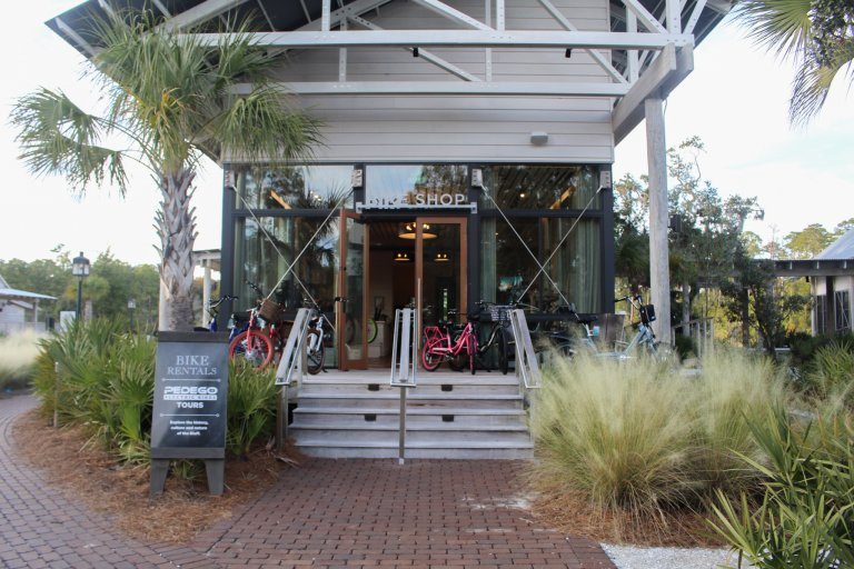 Moreland Bike Shop at Palmetto Bluff